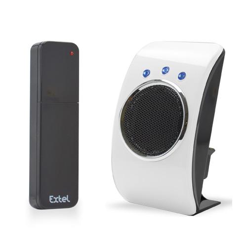 Ripetitore di suoneria wireless extensi ex083615 superzap alta tecnologia per - Suoneria campanello casa ...